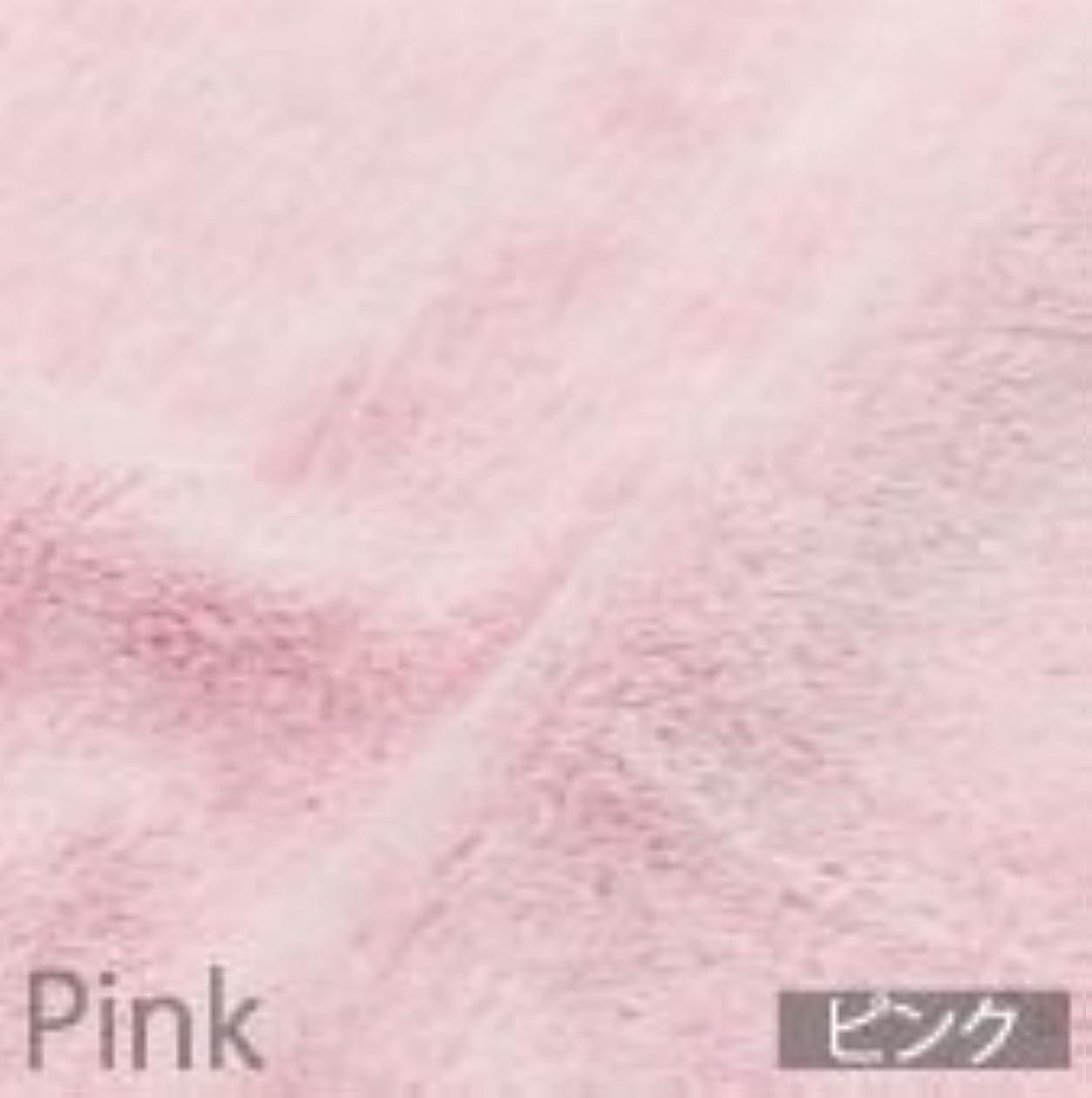 ライフル争い雑品マイクロファイバーフェイスタオル極ピンク