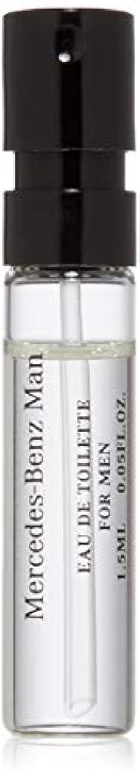 電信免除するのメルセデスベンツ メン EDT1.5ml(トライアル香水)