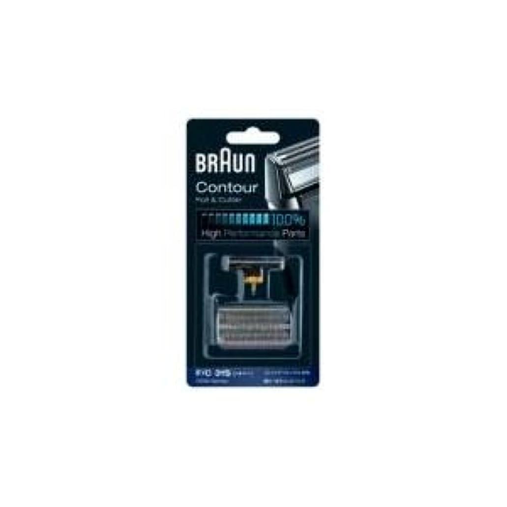 国際雇った包括的Braun 31S Combi 箔と(旧5000/6000)をカッターの交換パック [並行輸入品]