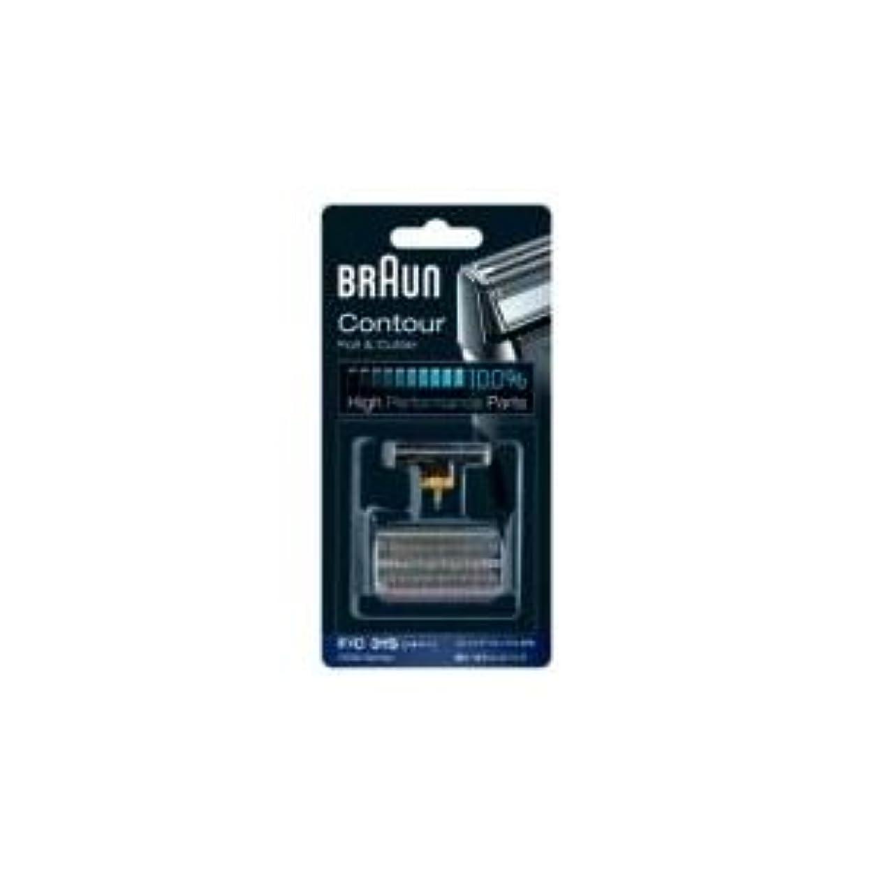 同等の抜粋能力Braun 31S Combi 箔と(旧5000/6000)をカッターの交換パック [並行輸入品]