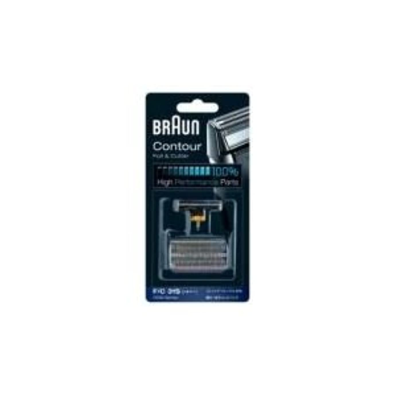 切り下げコーナー起業家Braun 31S Combi 箔と(旧5000/6000)をカッターの交換パック [並行輸入品]