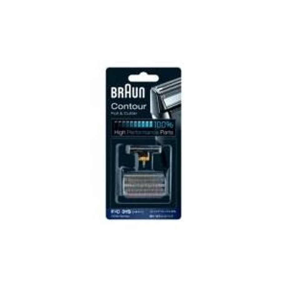 Braun 31S Combi 箔と(旧5000/6000)をカッターの交換パック [並行輸入品]