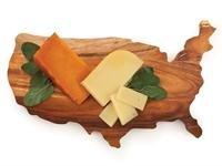自由: USAチーズボード