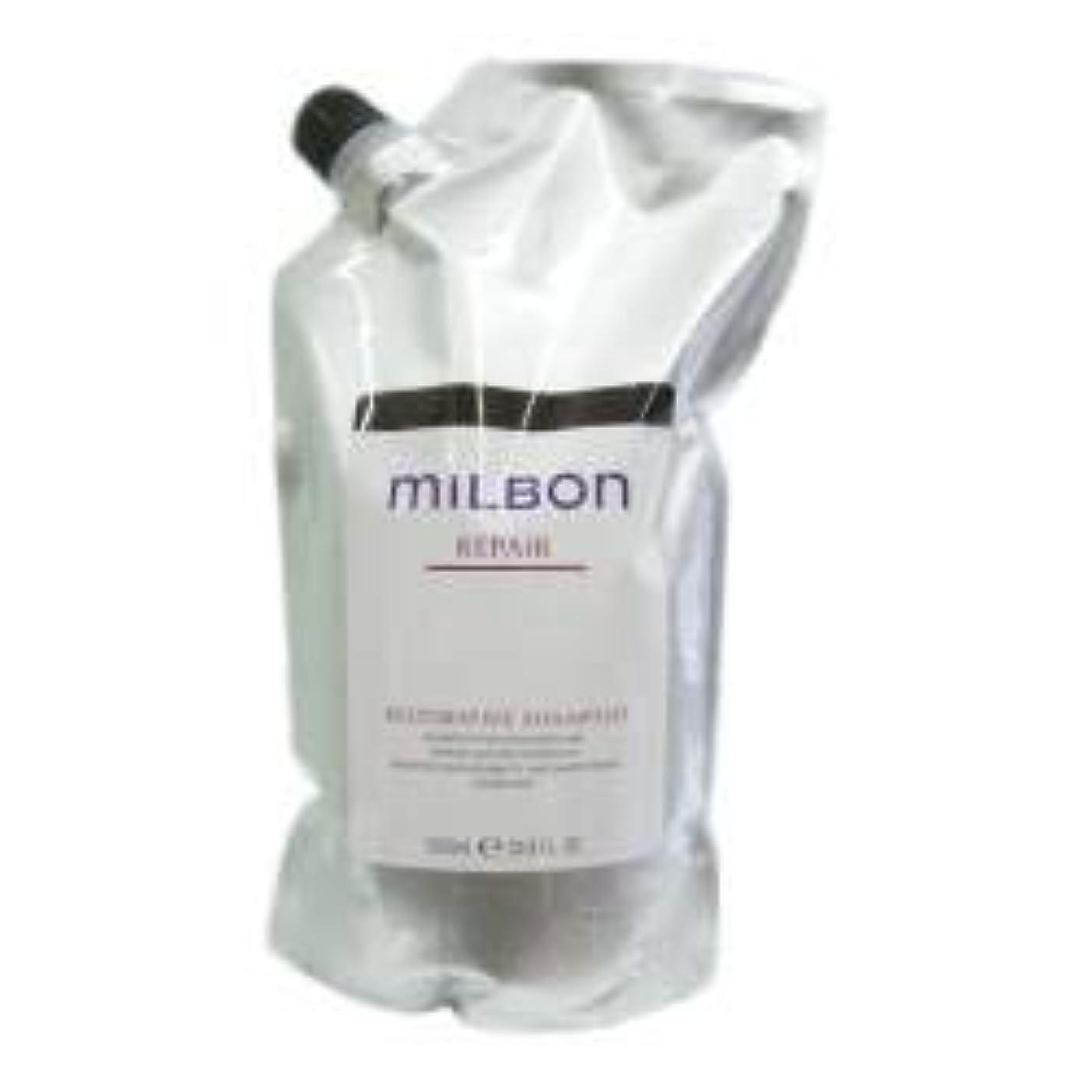 フレア染料以降ミルボン リストラティブ シャンプー<つめかえ用>(1000ml)