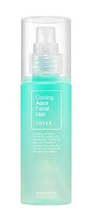 パンダ夫婦競争力のある[COSRX] Cooling Aqua Facial Mist 80ml /[コースアールエックス] クーリング アクア フェイシャル ミスト 80ml [並行輸入品]