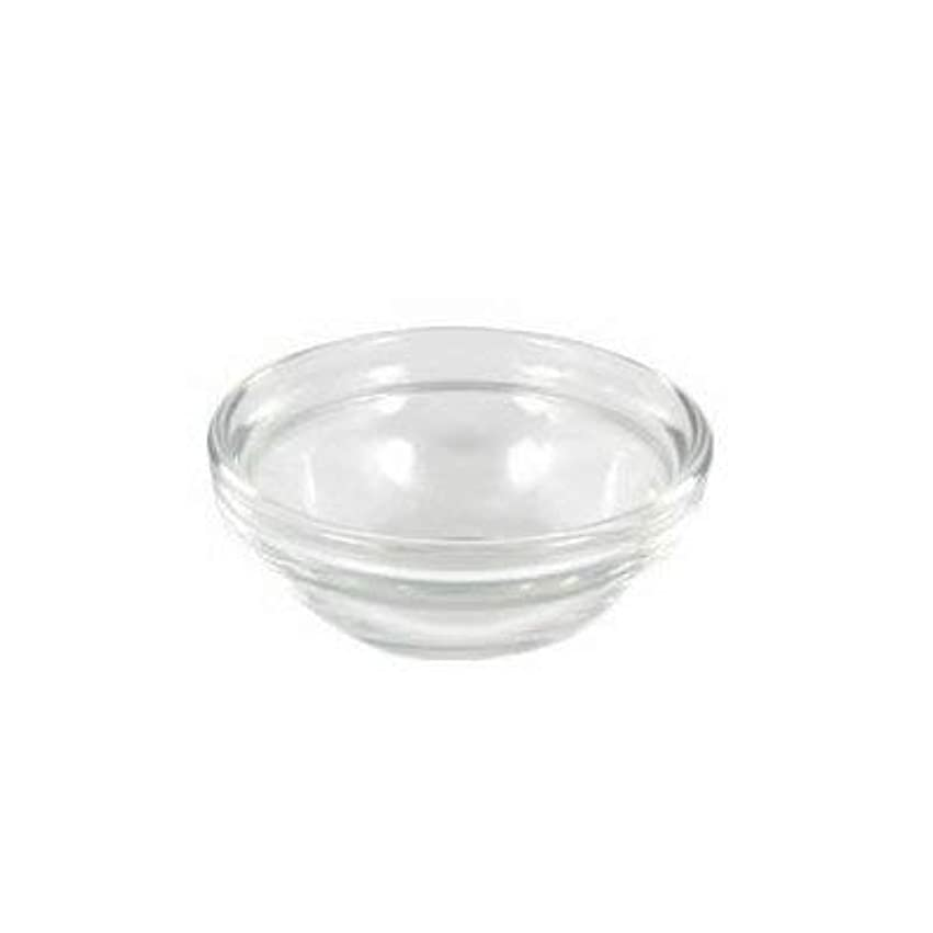 富兵士錫ガラスボウルXS (直径6×高2.7cm)