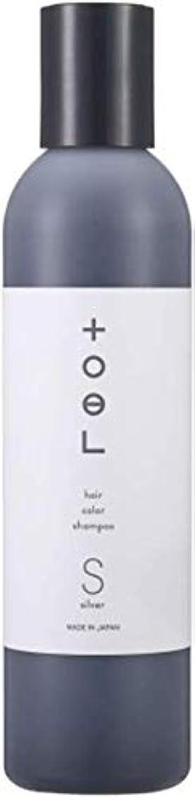 これまで同級生ディスパッチトエル (toeL) インターコスメ(InterCosme) トエル(toel) カラーシャンプー 240ml シルバー