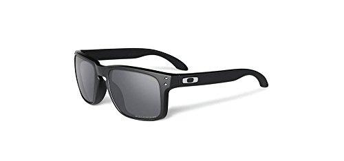 (オークリー)OAKLEY サングラス Holbrook OO9244-02  Polished Black w/ Black Iridium Polarized FREE