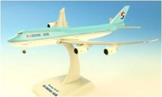 [해외]HOGAN 1|500 B747-8 항공 비행 자세/HOGAN 1|500 B 747 - 8 Korean Air flight attitude