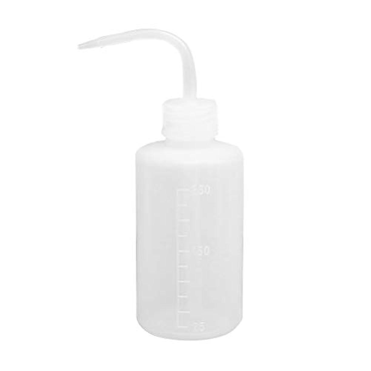 ゾーンプレートあらゆる種類のHealifty ベント口付き洗浄瓶絞り瓶250ml