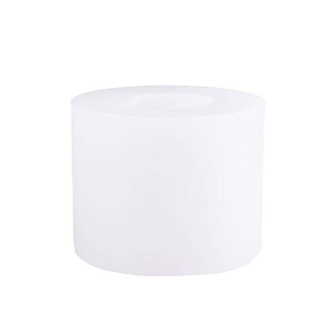 たらいファーザーファージュ明日SUPVOX 3Dシリコーンの蝋燭型DIYの工芸品型フォンダンケーキ型