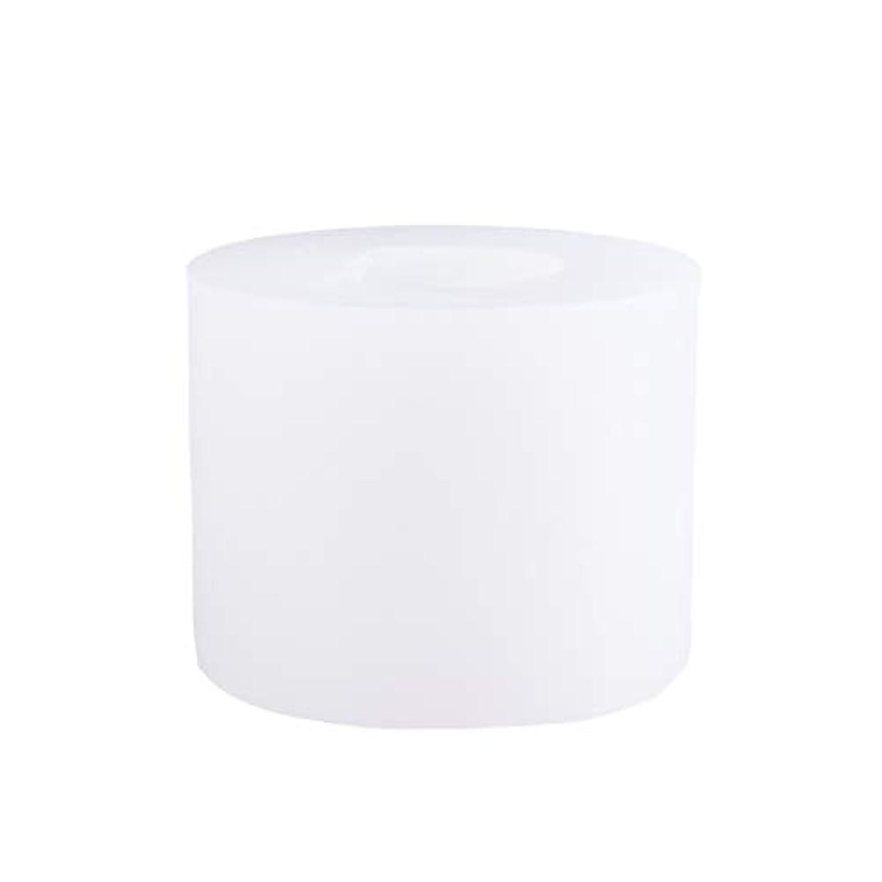 書道反対した脈拍SUPVOX 3Dシリコーンの蝋燭型DIYの工芸品型フォンダンケーキ型