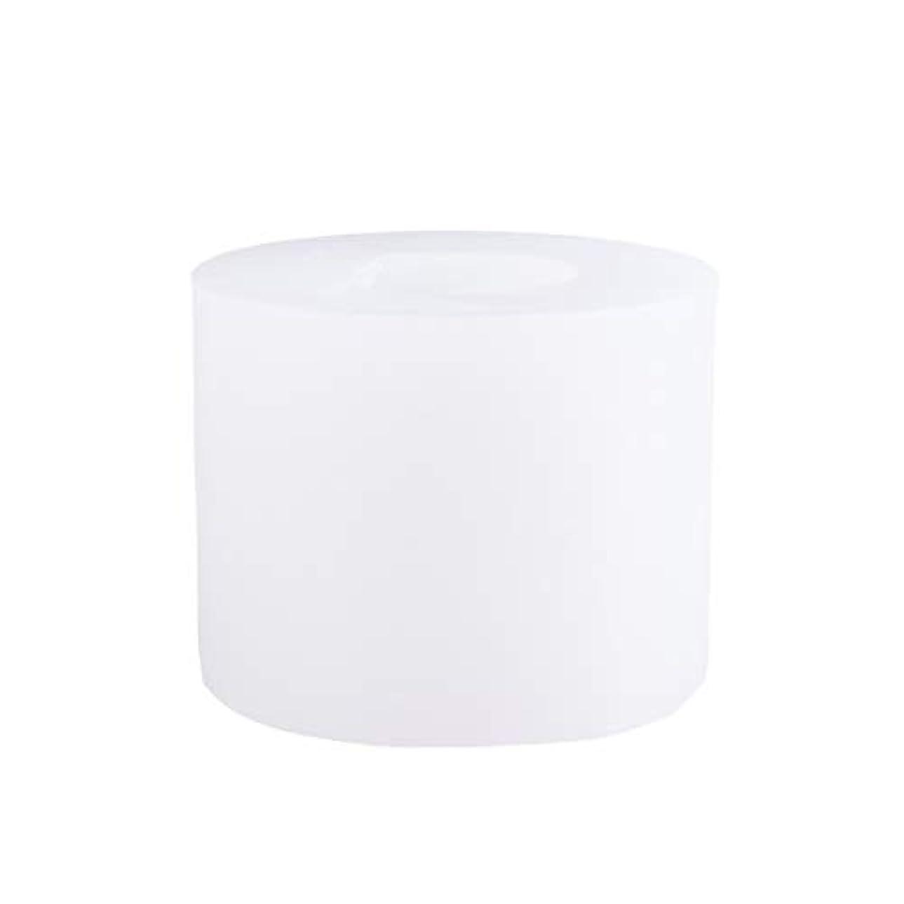 SUPVOX 3Dシリコーンの蝋燭型DIYの工芸品型フォンダンケーキ型