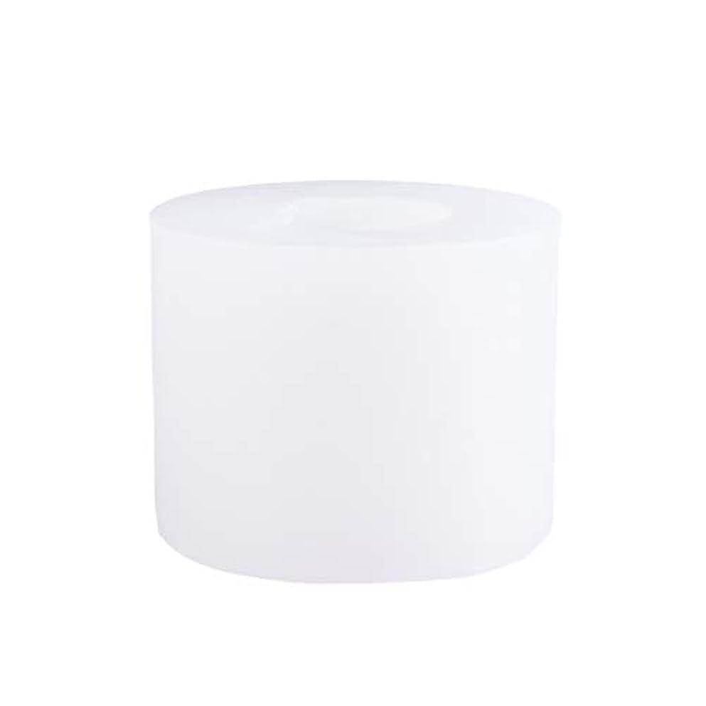 未亡人管理します協定SUPVOX 3Dシリコーンの香料入りの蝋燭型DIYの技術はフォンダンケーキ型を形成します