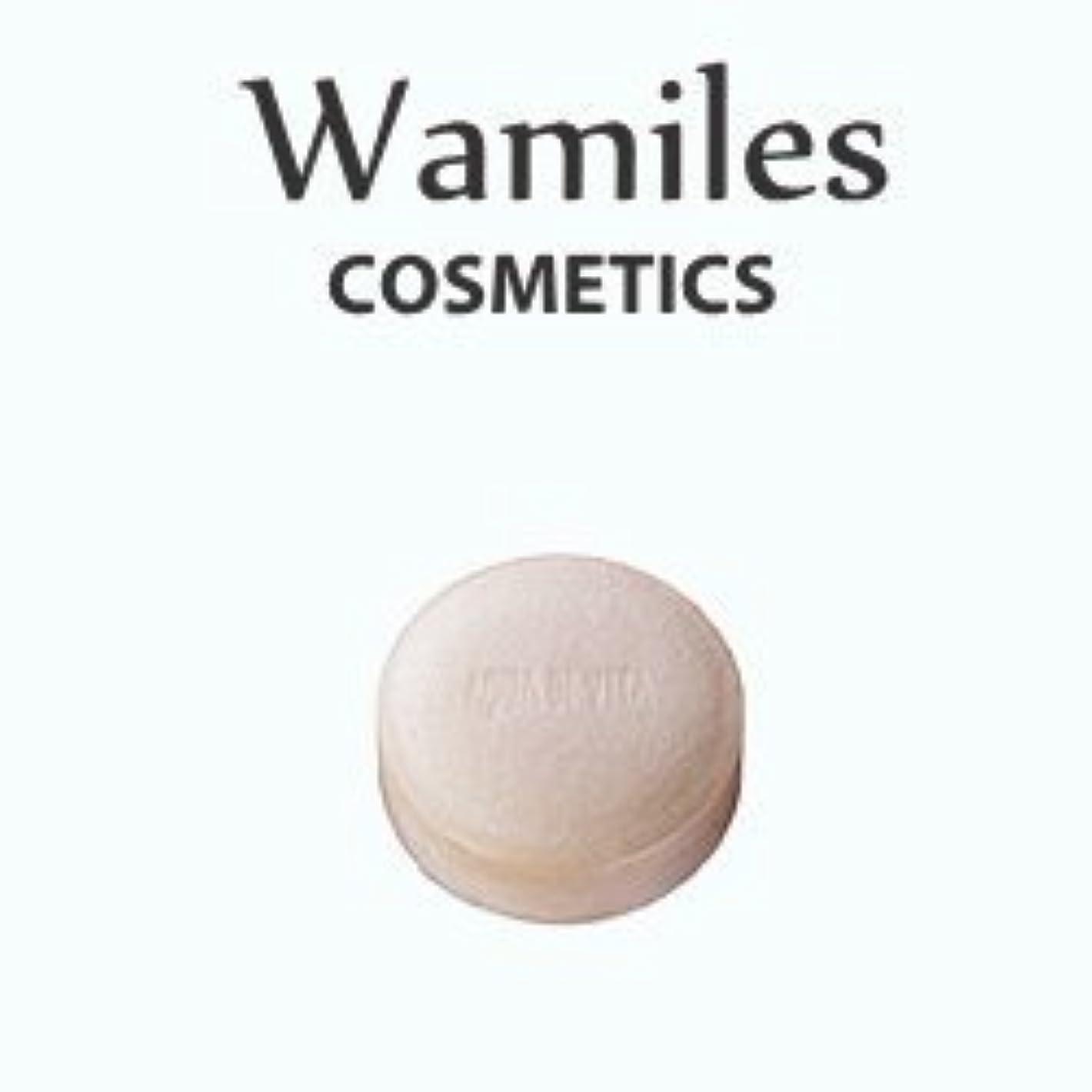 保護原因同化wamiles/ワミレス アクア デ ヴィタ ヴィフィーセ ソープリファイナー 72g 美容 保湿