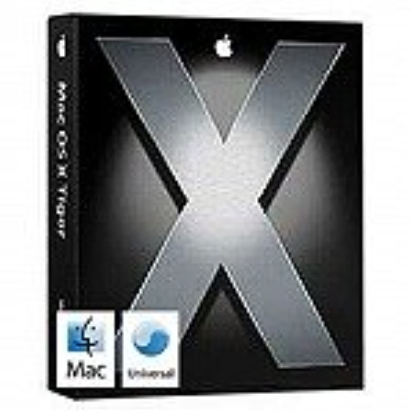 制限する発言するシロクマMacOS X v10.4.6 Tiger ファミリーパック