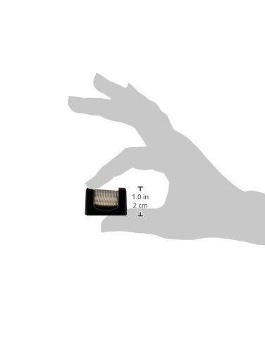 『カーメイト 車用 収納 チケットクリップ ブラック SZ45』の4枚目の画像