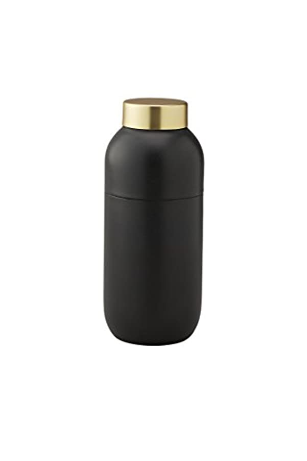 インターネット受付幾分Stelton Collar Cocktail Shaker and Messbecher