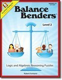おもちゃ Quality value Balance Benders Gr 6-12 By Critical Thinking Press [並行輸入品]