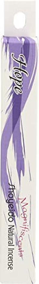 対象スズメバチ全員Shoyeido – Magnifiscents Angelicシリーズ自然Incense Hope 30 Stick(s) 21302