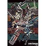 1000ピース ジグソーパズル GOD EATER(50x75cm)
