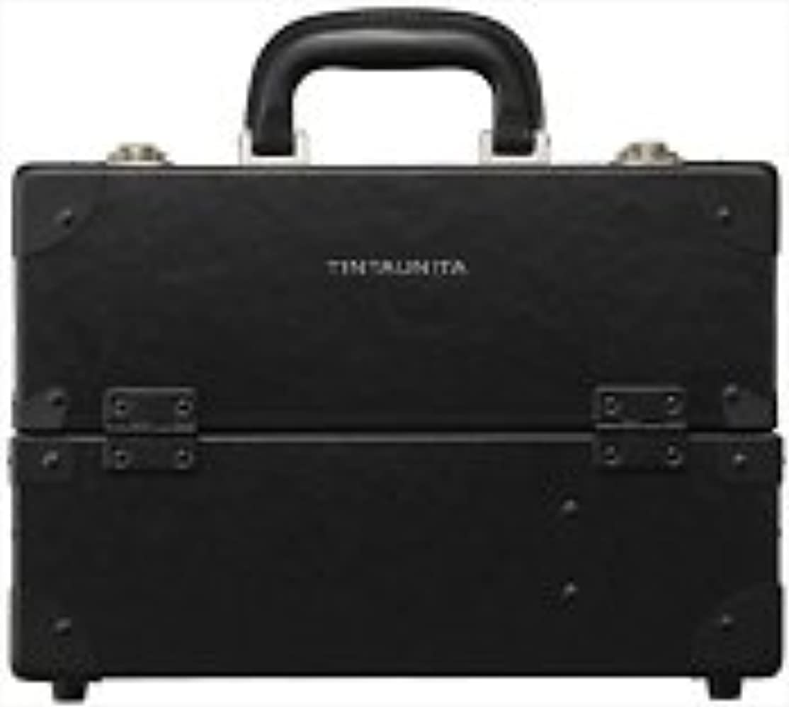小屋かるコットンTINTAUNITA ファイバー素材メイクボックス(日本製)