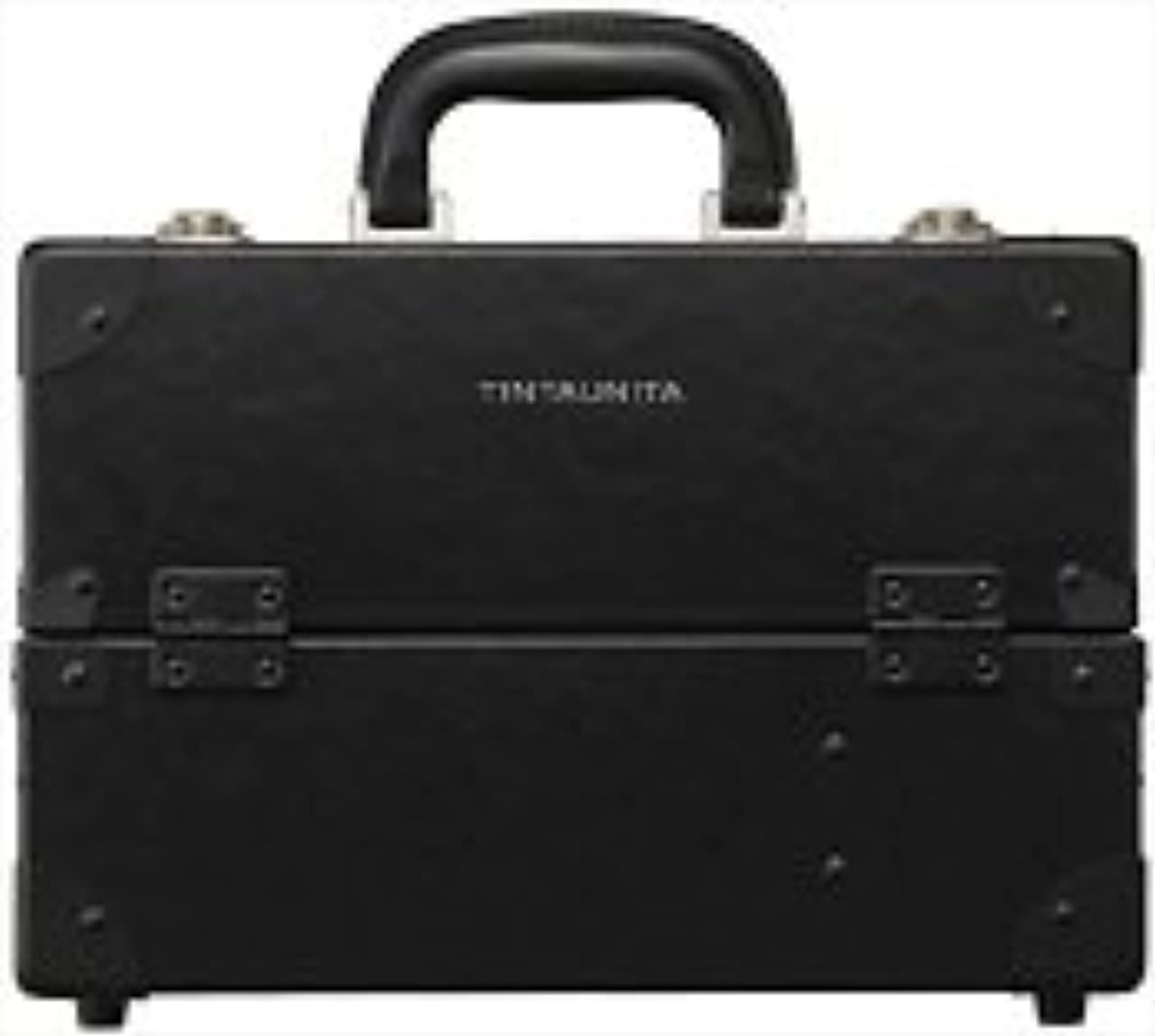 資料どれかベンチャーTINTAUNITA ファイバー素材メイクボックス(日本製)