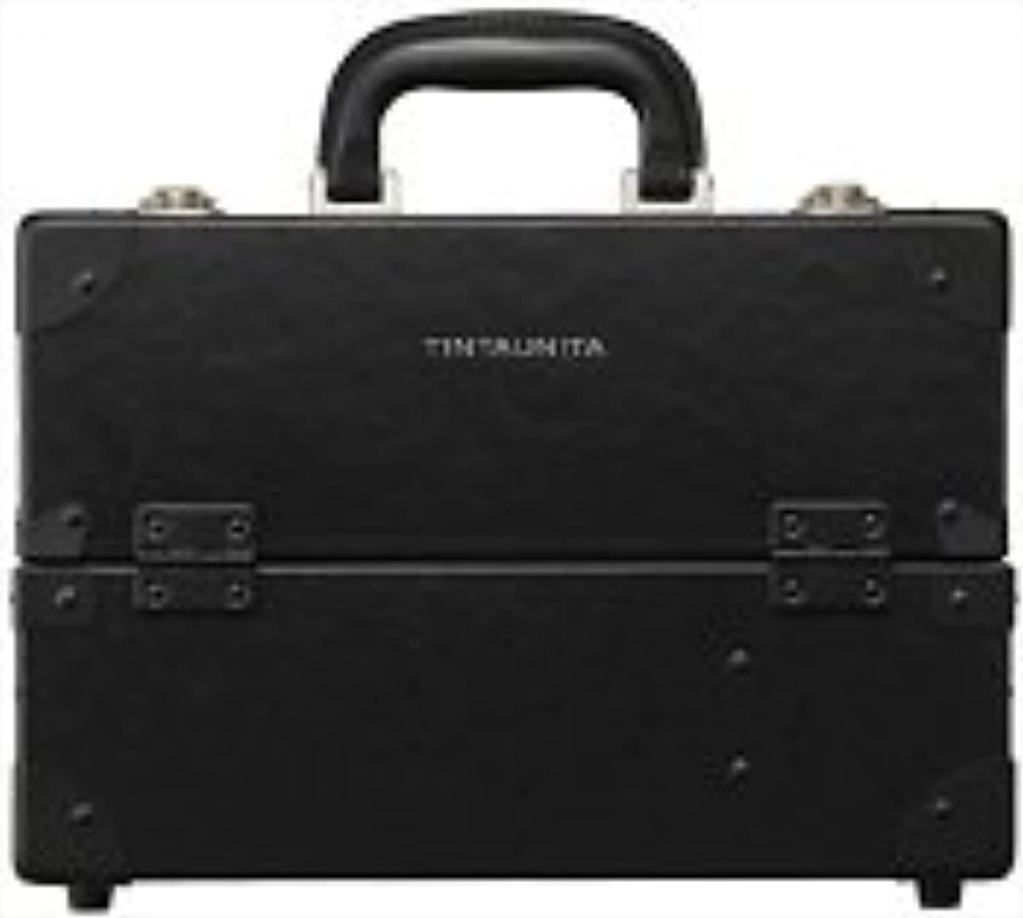困惑必須極貧TINTAUNITA ファイバー素材メイクボックス(日本製)