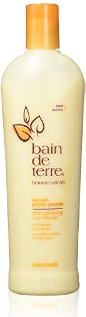 Bain de Terre ベイン?デ?テッレケラチンフィトプロテインコンディショナー、13.5液量オンス