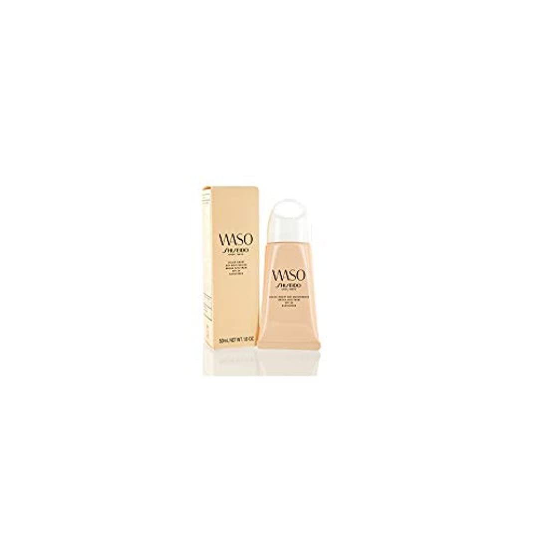 資生堂 Waso Color-Smart Day Moisturizer SPF 30 50ml/1.8oz並行輸入品