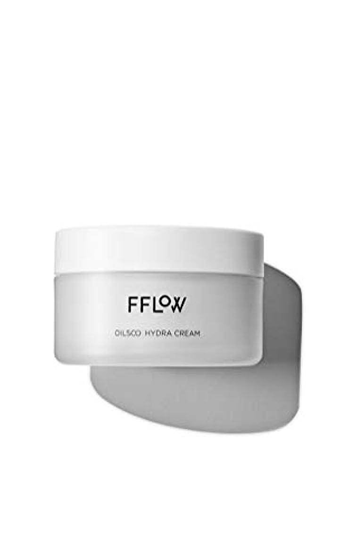 ロンドン周囲浴FFLOW ☆フロー Oilsoo Hydra Cream オイル水 水分クリーム 50ml [並行輸入品]