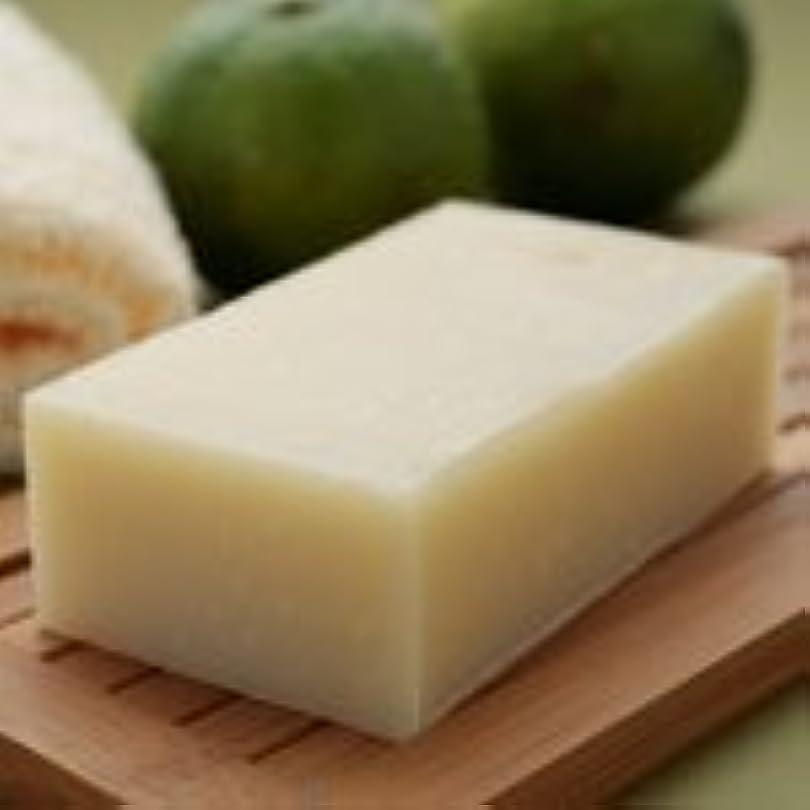 添加剤ペルー純粋に柚子石鹸