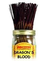 Dragon's Blood - 100 Wildberry Incense Sticks