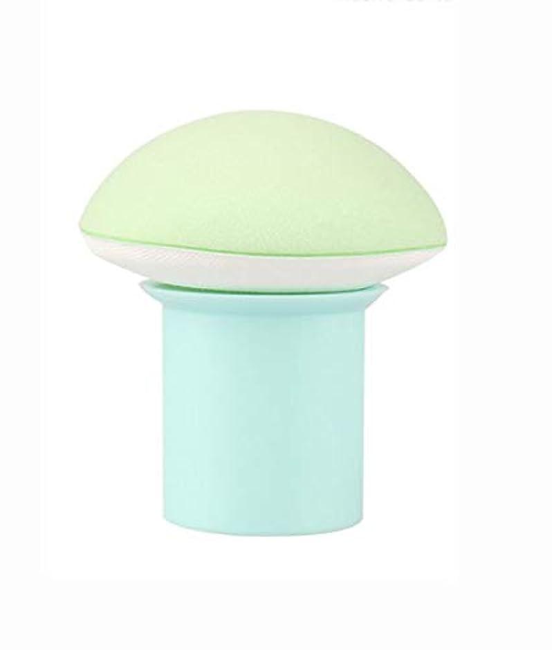 トースト応じる甘やかす美のスポンジ、柔らかいきのこのハンドルの化粧品のスポンジの構造のスポンジ