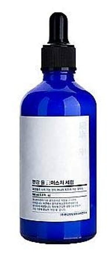 鎮痛剤刺繍お金[Pyunkang Yul] Moisture Serum 100ml / モイスチャーセラム 100ml [並行輸入品]