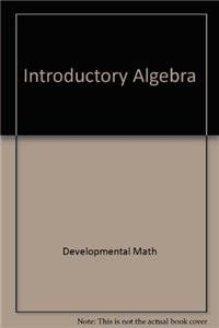 Download Supplement: Introductory Algebra Plus Mymathlab Student Starter Kit - Introductory Algebra 7/E 032115049X