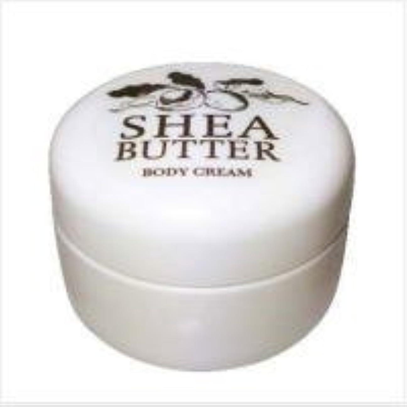 論争的唇量で生活の木 シアバター ボディクリーム 140g