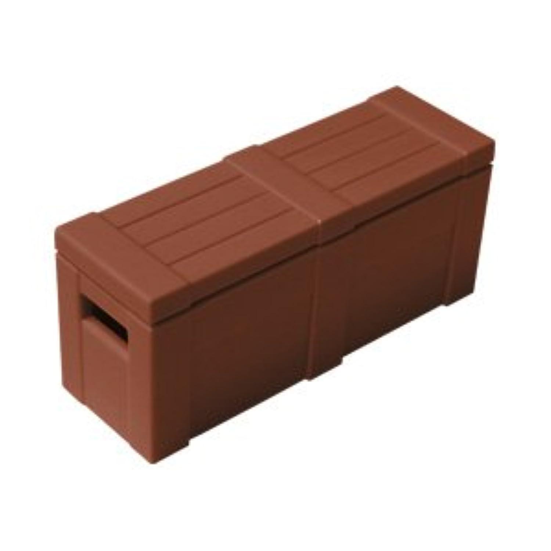 レゴブロック カスタム パーツ 木箱 2 x 6 x 2:[Reddish Brown / ブラウン] 【並行輸入品】