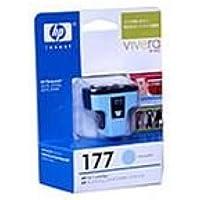 (業務用3セット)【純正品】 HP インクカートリッジ/トナーカートリッジ 【C8774HJ HP177 LC ライトシアン】 ×3セット 〈簡易梱包
