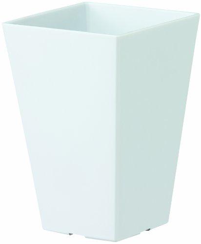 鉢 プランター クエンチハイポット 5号 115×115×H170 ホワイト
