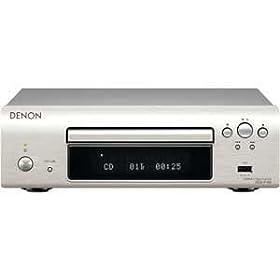 DENON Fシリーズ CDプレーヤー プレミアムシルバー DCD-F109SP