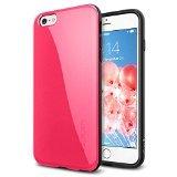 iPhone 6 Plus ケース Spigen [ 衝撃吸収+グリップ感 ] カペラ 電磁波軽減 プレート Apple iPhone (5.5) アイフォン 6 プラス カバー (国内正規品) (アザレア・ピンク 【SGP11184】)