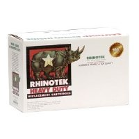 Rhinotekトナーカートリッジ–Replacement for HP ( ce505X )–ブラック