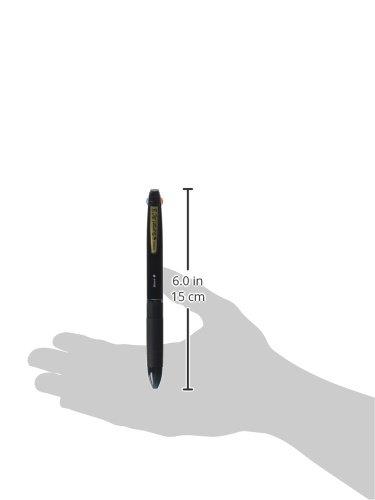 『スラリ3C 3色ボールペン0.5mm【黒】 B3AS11-BK』の1枚目の画像