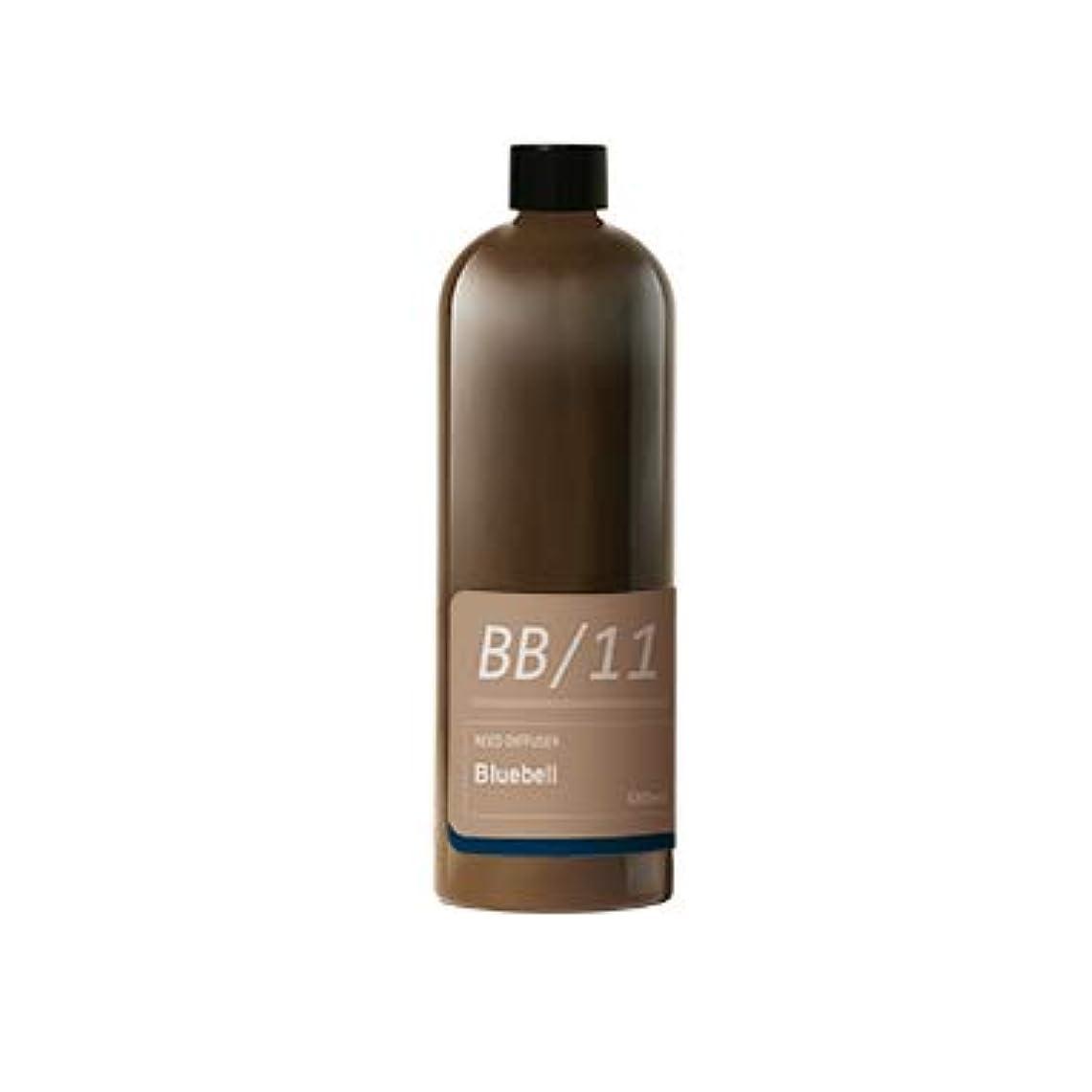 美容師熟達した未就学mercyu(メルシーユー) 詰替用フレグランスオイル480ml MRUS-50 (BB(ブルーベル))