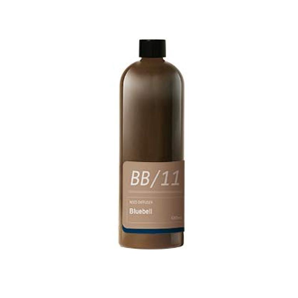 フォアマンインフルエンザシダmercyu(メルシーユー) 詰替用フレグランスオイル480ml MRUS-50 (BB(ブルーベル))