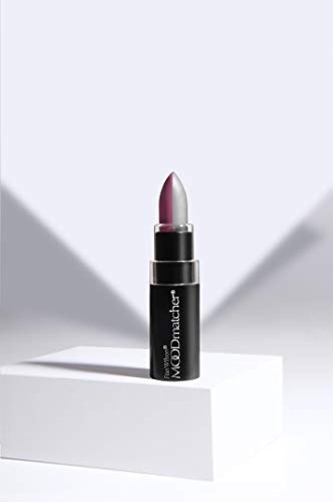 植物学公園流Fran Wilson MOODMATCHER Split Stick Lip Color Purple/Silver (並行輸入品)