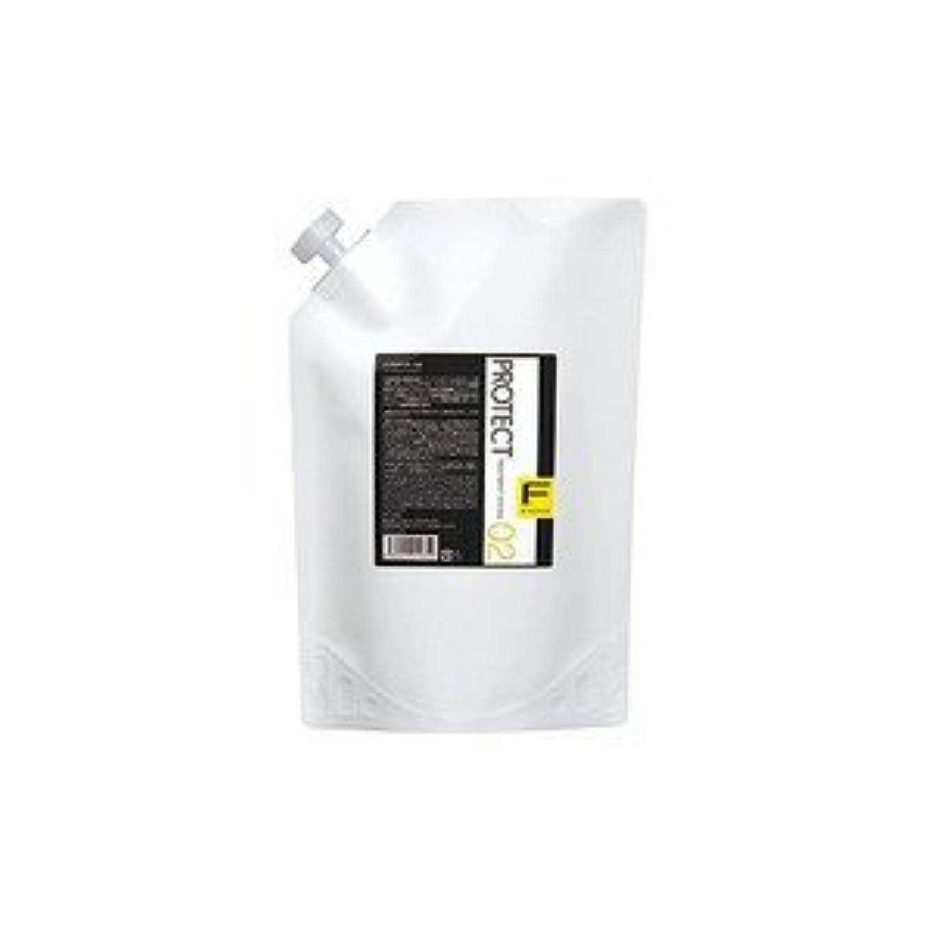 FIOLE フィヨーレ Fプロテクト02 トリートメントシステム 1500ml (業務用) 【国内正規品】