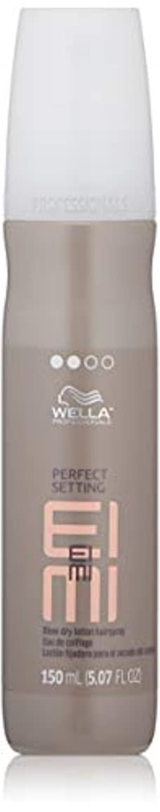 撃退する示す看板Wella EIMIパーフェクト設定フェラドライローションヘアスプレー150ミリリットル/ 5.07オンス 5.07オンス