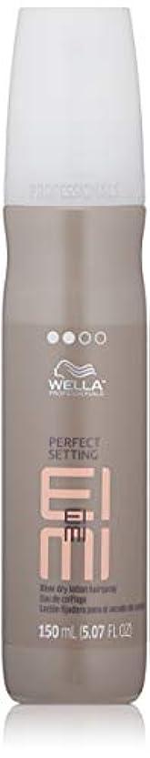 毒性負担保険をかけるWella EIMIパーフェクト設定フェラドライローションヘアスプレー150ミリリットル/ 5.07オンス 5.07オンス